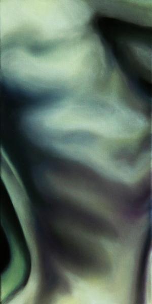 Segmente, Öl unf Acryl auf Leinwand, 2015, 60x30