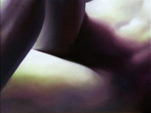 Segmente, Öl unf Acryl auf Leinwand, 2015, 30x40