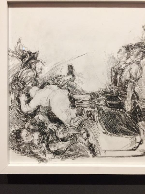 """Detail aus """"Takt+Gefühl"""" von Johannes Steubl"""