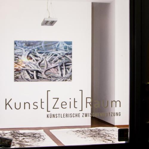 Kunst [ Zeit ] Raum mit Tanja Riebel