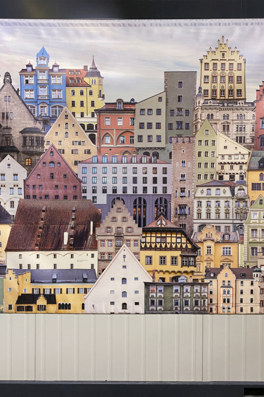 Fassaden von Lena Schabus